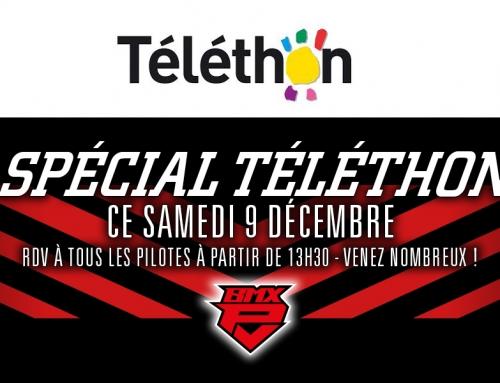 SPECIAL TELETHON CE SAMEDI 9 DECEMBRE