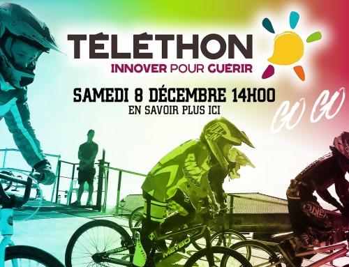 TELETHON 2018 AU CLUB BMX PUGET-VILLE